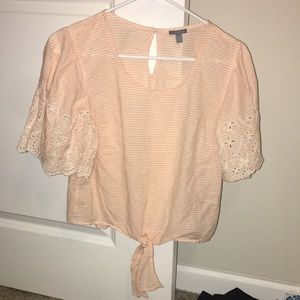 Charlotte Russe to front top